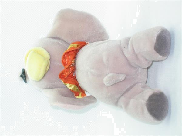 Grote foto dumbo disney kinderen en baby knuffels en pluche