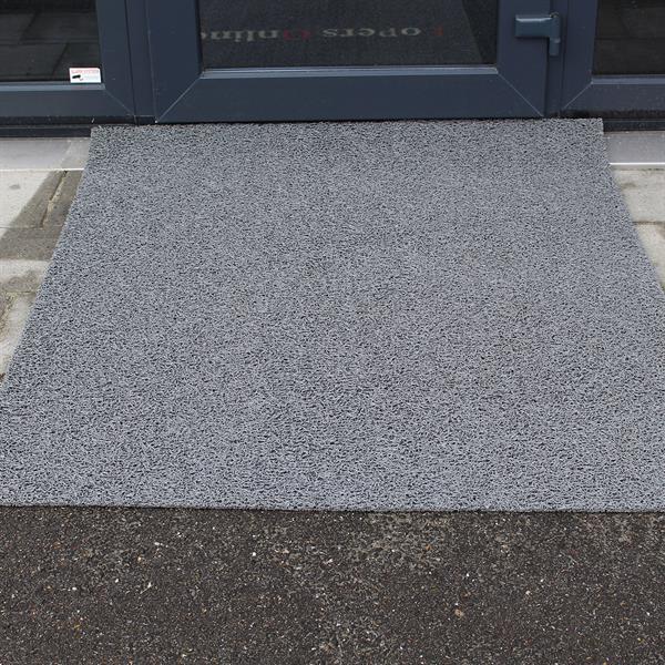 Grote foto inloopmat deurmat voor bedrijven tuin en terras deurmatten