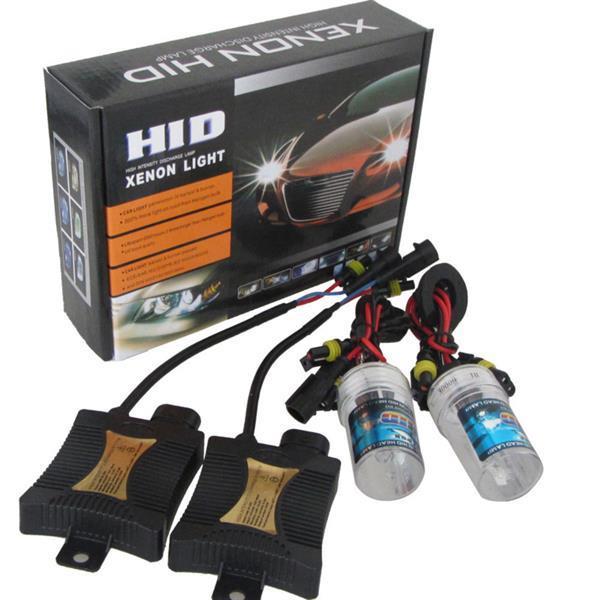 Grote foto xenon kit set verlichting h1 10000k 35w ballast hid slim c auto onderdelen overige auto onderdelen