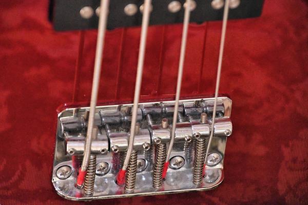 Grote foto squier affinity jazz bass set muziek en instrumenten gitaren bas
