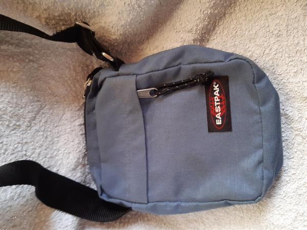 Grote foto blauwe tas merk eastpak sieraden tassen en uiterlijk schoudertassen