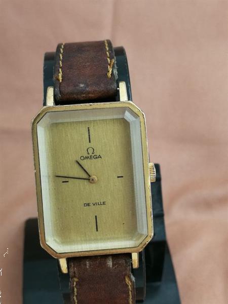 Grote foto omega de ville 5110378 unisex 1970 1979 kleding dames horloges