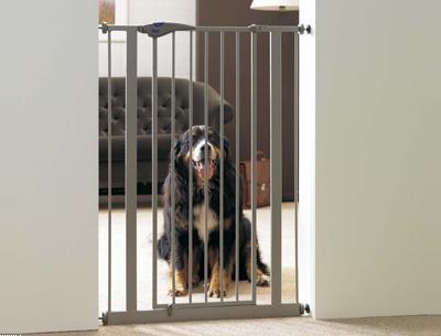 Grote foto hondendeur dog barri r door 107cm dieren en toebehoren toebehoren