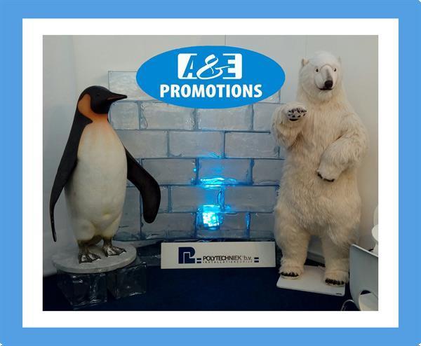 Grote foto witte ijsbeer verhuur antwerpen hasselt zakelijke goederen overige