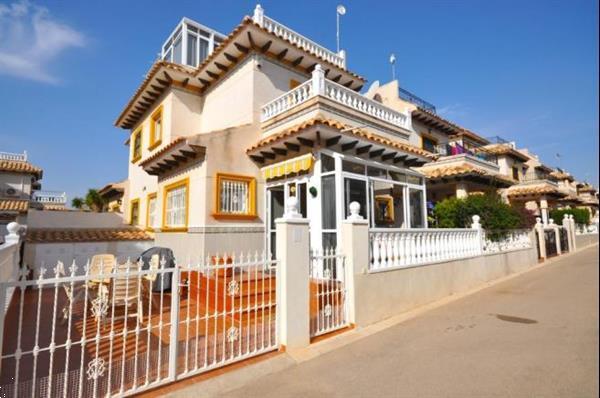 Grote foto spanje torrevieja costa orihuela huis aan zee vakantie spanje