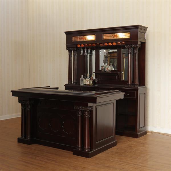 Grote foto huisbar cafebar voor horeca of mancave zakelijke goederen meubilair en inrichting