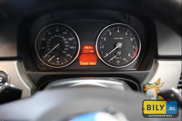 Grote foto in onderdelen bmw e93 325i 12 slechts 35.500km auto onderdelen motor en toebehoren