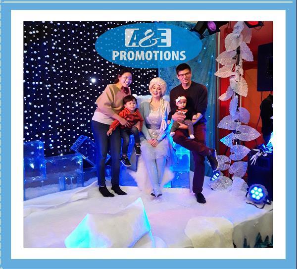 Grote foto verhuur sneeuwbal werp spel hasselt luik gent diensten en vakmensen entertainment