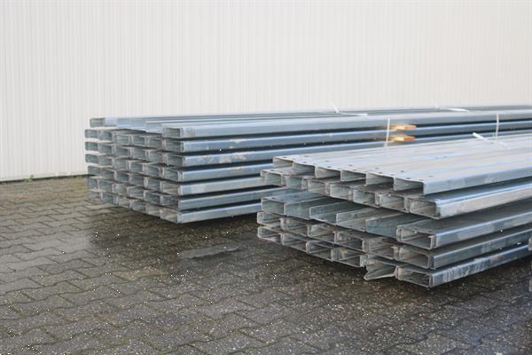 Grote foto 20x40 meter staalconstructie zakelijke goederen bedrijfs onroerend goed