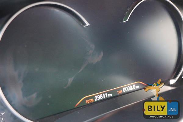 Grote foto in onderdelen bmw g32 630dx 17 mineralweiss met. auto onderdelen besturing
