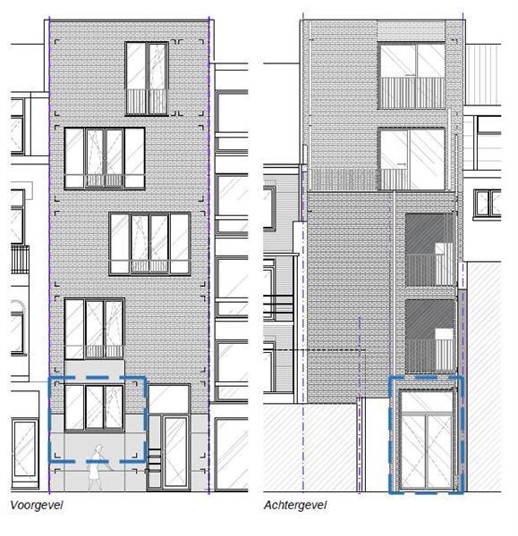 Grote foto merksem nieuwbouwproject appartement 0.1 huizen en kamers appartementen en flats