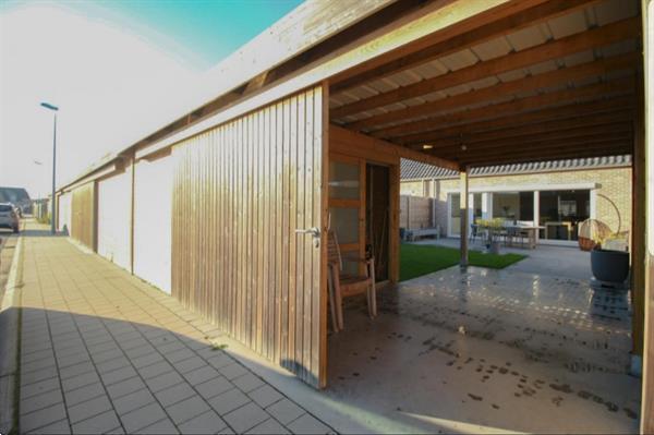 Grote foto recente nieuwbouw huizen en kamers tussenwoningen