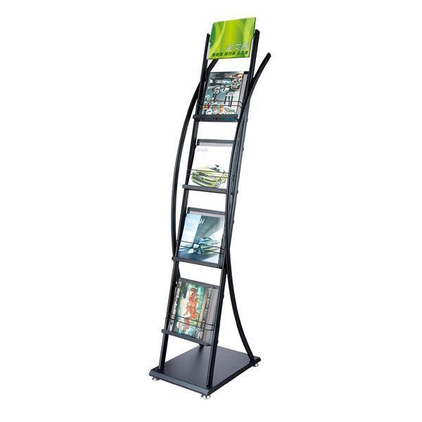 Grote foto folderrek aanwijsborden en menuborden zakelijke goederen meubilair en inrichting