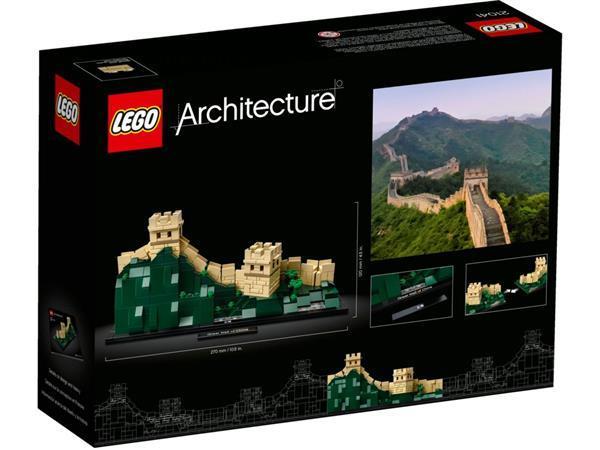 Grote foto lego architecture hobby en vrije tijd speelgoed