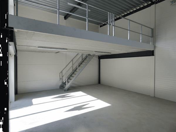 Grote foto te huur bedrijfsruimte simon stevinstraat 7 zuid beijerland huizen en kamers bedrijfspanden