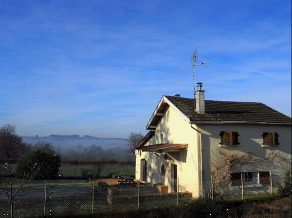Grote foto vakantiehuis bourgogne les chatelets vakantie frankrijk