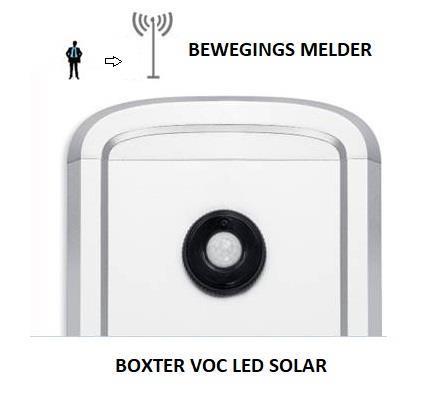 Grote foto led solar straatlantaarn armatuur voc boxter 80w on top incl zakelijke goederen overige zakelijke goederen