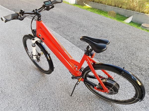 Grote foto lady ebike stromer st1 45km h version fietsen en brommers sportfietsen