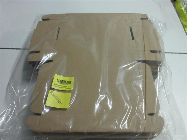 Grote foto 50 stuks brievenbusdoos 180 x 115 x 28 mm a6 20al 2596 zakelijke goederen kantoorartikelen