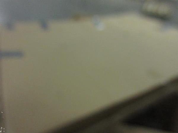 Grote foto nobo classic nano clean staal flipover met driepootstatief e zakelijke goederen kantoorartikelen