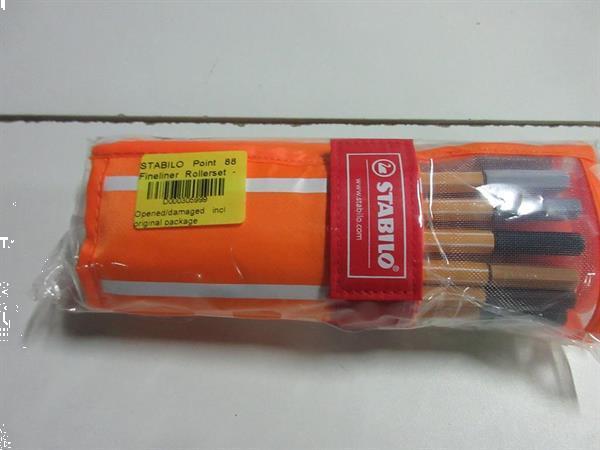 Grote foto stabilo point 88 fineliner rollerset etui 30 stuks 20al zakelijke goederen kantoorartikelen