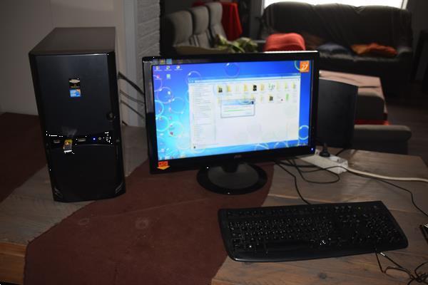Grote foto windows 10 computer computers en software desktop pc
