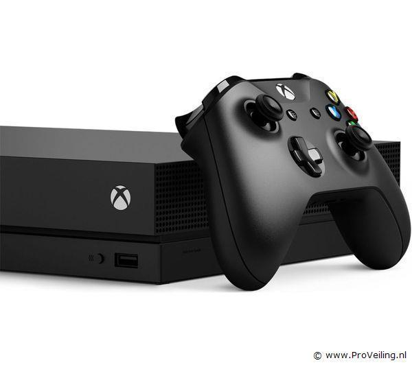 Grote foto xbox one x 1tb 1 to in veiling bij proveiling spelcomputers games overige games