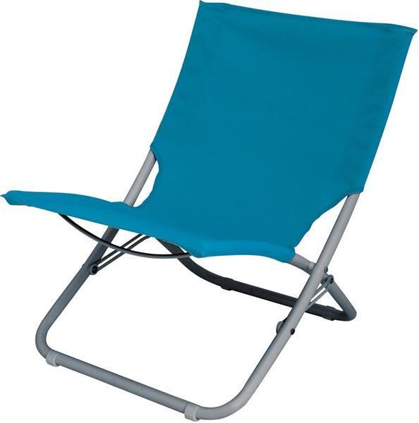 Grote foto eurotrail campingstoel st. raphael dutch blauw 20as 477 caravans en kamperen caravan accessoires