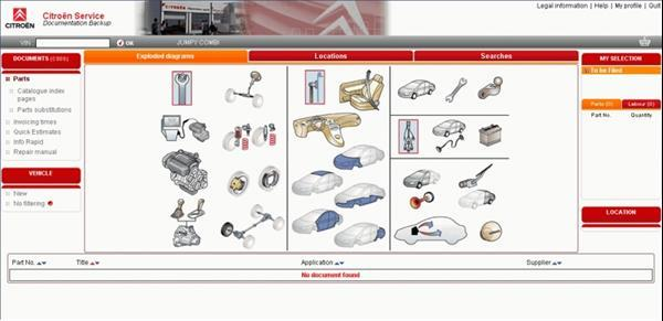 Grote foto citroen service repair manuel service box 2016 auto diversen handleidingen en instructieboekjes