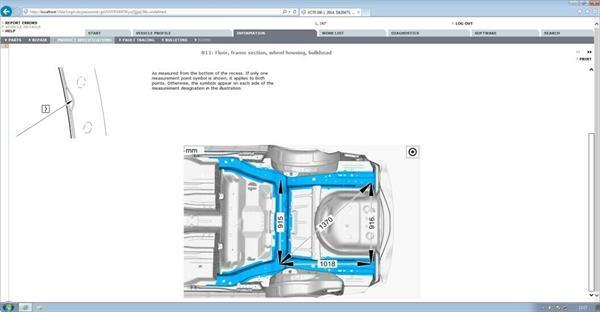 Grote foto volvo service repair diagnose manual 2016 auto diversen tuning en styling