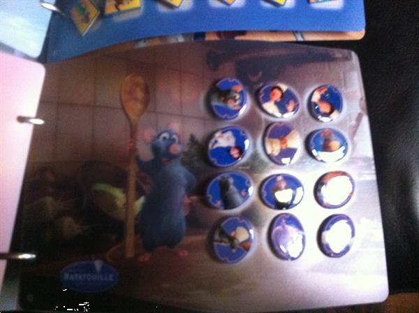 Grote foto pins new generation festival game kaarten verzamelen disney