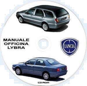 Grote foto lancia lybra 1999 2005 technisch handboek auto diversen handleidingen en instructieboekjes