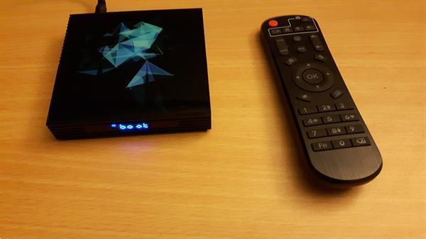 Grote foto a95x z2 smartbox audio tv en foto mediaspelers
