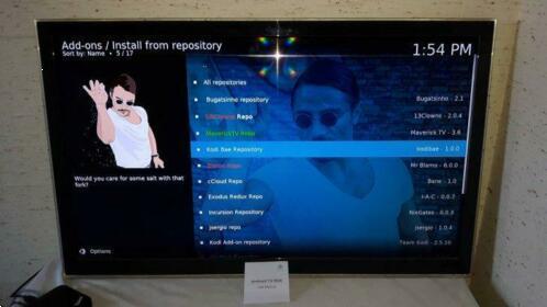 Grote foto kodi 18.5 installeren audio tv en foto mediaspelers