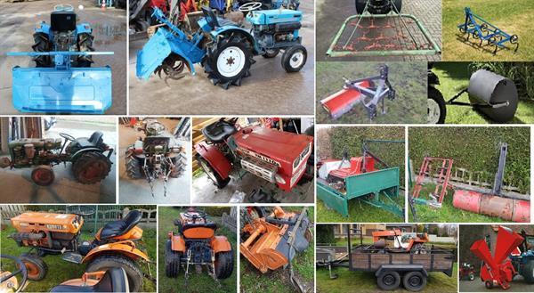 Grote foto welke minitractor kubota iseki yanmar hako agria agrarisch tractoren