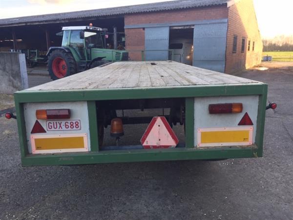 Grote foto 4 wielige wagen agrarisch landbouw