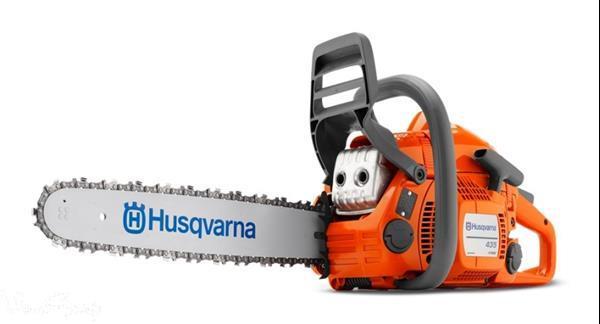 Grote foto hand tuin gereedschap husqvarna 435 hand1070 van tuin en terras kettingzagen