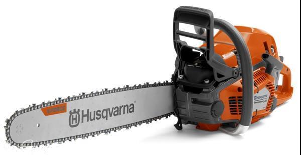 Grote foto hand tuin gereedschap husqvarna 545 mark ii hand11 tuin en terras kettingzagen