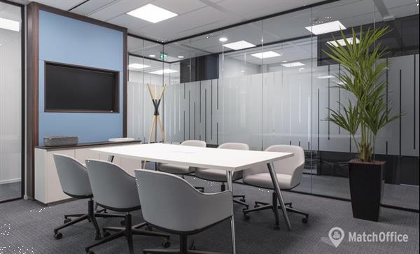 Grote foto vergaderruimte breda bedrijfspanden bedrijfsruimte te huur