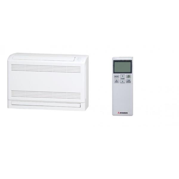 Grote foto mitsubishi srf 35 zmx s vloermodel binnendeel airconditioner witgoed en apparatuur ventilatoren en airco
