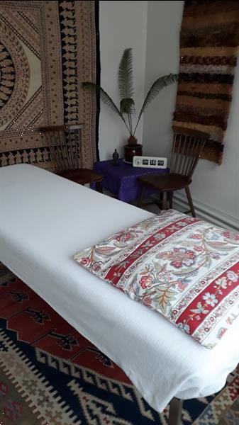 Grote foto reiki behandeling diensten en vakmensen masseurs en massagesalons