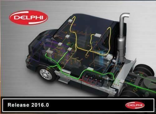 Grote foto delphi 2017 diagnose software auto vrachtwagen auto diversen tuning en styling