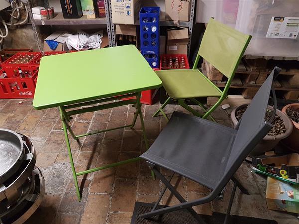 Grote foto bistro terrastafels en stoelen zakelijke goederen meubilair en inrichting