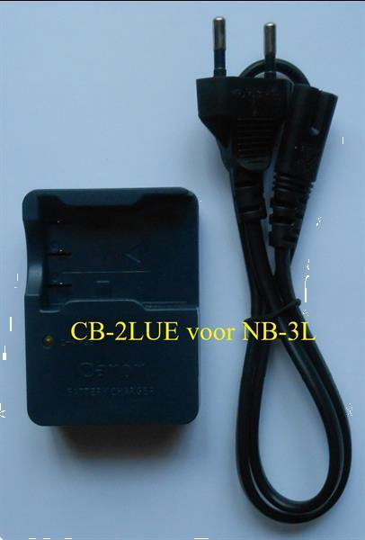 Grote foto canon lader cb 2lue voor nb 3l nieuw audio tv en foto accu en batterijen