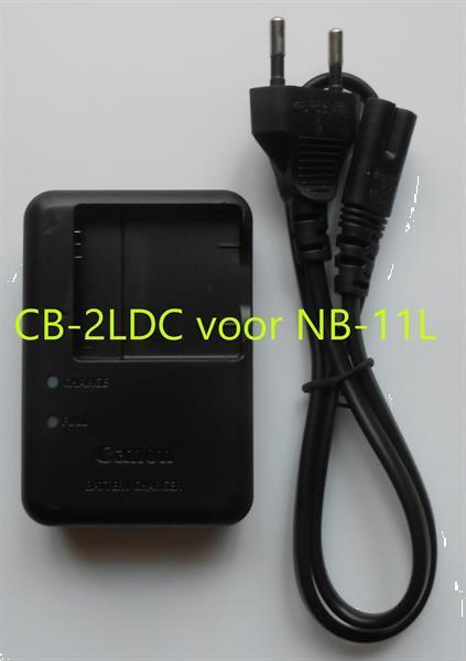 Grote foto canon lader cb 2ldc voor nb 11l nieuw audio tv en foto accu en batterijen