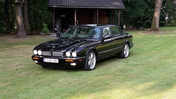 Grote foto pracht jaguar in prima staat auto jaguar