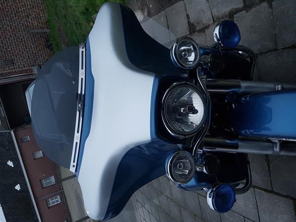 Grote foto ultra classic electra glide motoren harley davidson