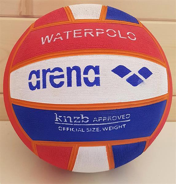 Grote foto arena waterpolobal maat 4 knzb sport en fitness overige sport en fitness