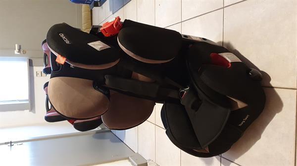 Grote foto autostoel recaro young sport hero mocca kinderen en baby autostoeltjes