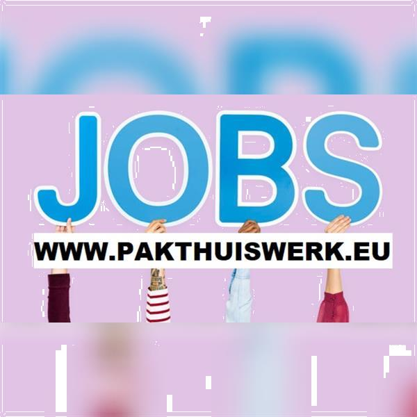 Grote foto thuiswerk jobs aanbod voor jou vacatures thuiswerk